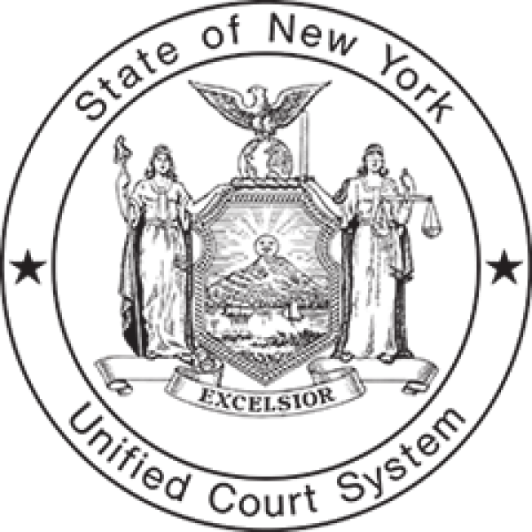 logo or headshot of New York State Unified Court System (OCA)