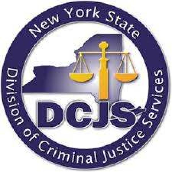 logo or headshot of NY Division of Criminal Justice Services